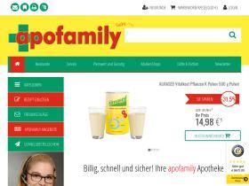 Gutschein Apofamily