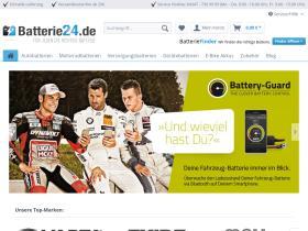 Gutschein Batterie24