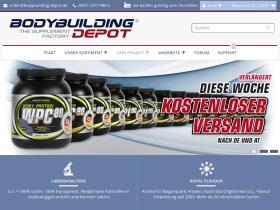 Gutschein Bodybuilding Depot