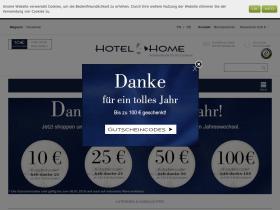 Gutschein Hotel4Home